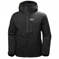 Helly Hansen Double Diamond skijakke, herre, black