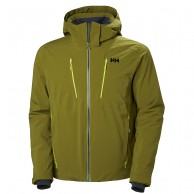 Helly Hansen Alpha 3.0 skijakke, herre, fir green