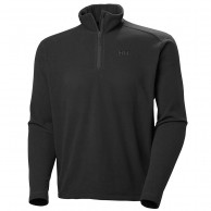 Helly Hansen Daybreaker 1/2 zip skipulli, sort