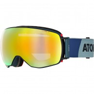 Atomic Revent Q, skibriller, blue