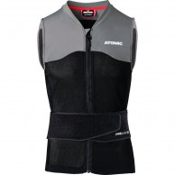Atomic Live Shield Vest M, sort/grå