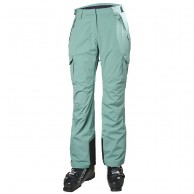 Helly Hansen W Switch Cargo 2.0 pant, dame, jade