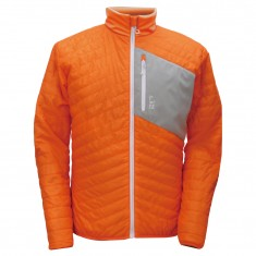 2117 of Sweden ECO Djurås MS jakke, herre, orange