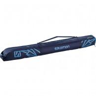 Salomon Extend 1p 165+20 skibag, medieval blue/hawaiian surf