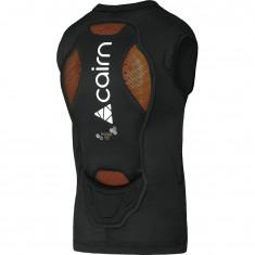 Cairn Proride D3O Rygskjold vest, mat black