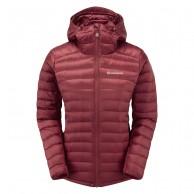 Montane Featherlite Down Jacket, dame, tibetan red