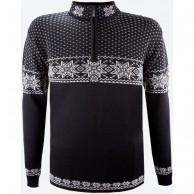 Kama Thor Merino Sweater, herre, black