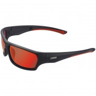 Cairn Peak Solaire Polarized solbrille, black red