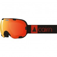 Cairn Spirit, skibriller, mat black orange