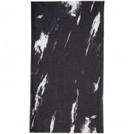4F halsedisse/bandana, sort/hvid
