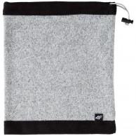 4F Fleece halsedisse/bandana, grey melange
