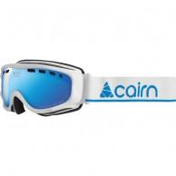 Cairn Visor, OTG skibriller, mat white blue