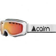Cairn Visor, OTG skibriller, mat white