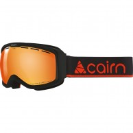 Cairn Funk, OTG skibriller, junior, mat sort orange