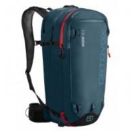 Ortovox Ascent 30s, rygsæk, mid aqua