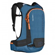 Ortovox Free Rider 16, ski rygsæk, blue sea