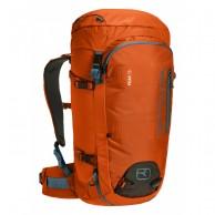 Ortovox Peak 35, rygsæk, crazy orange