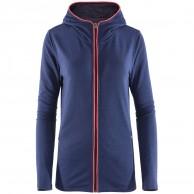 Outhorn Zomfy Hoodie, fleece jakke, dame, blå
