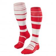 Falke SK4 Stripe skistrømper, herre, scarlet