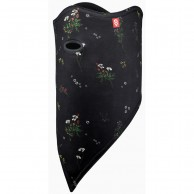 Airhole Facemask 2 Layer, midnight floral