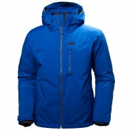 Helly Hansen Double Diamond skijakke, herre, olympian blue