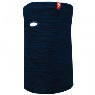 Airhole Halsedisse Microfleece, heather navy
