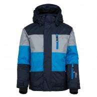 Kilpi Ormes-JB, skijakke, junior, mørke blå