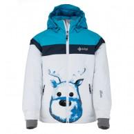 Kilpi Delis-JG, skijakke, pige, hvid