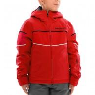 DIEL Sestriere, skijakke, børn, rød