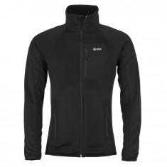 Kilpi Eris-M, fleece jakke, herre, sort