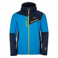 Kilpi Zenith-M, softshell jakke, mænd, blå