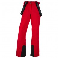 Kilpi Elare-W, skibukser, kvinder, rød