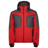 Kilpi IO-M, skijakke, herre, rød