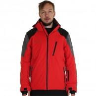 DIEL Méribel skijakke til mænd, rød