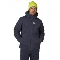 Helly Hansen Double Diamond/Force skisæt, herre, blue