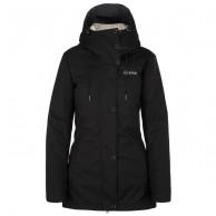 Kilpi Ivar-W, 3-i-1 jakke, dame, sort