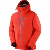 Salomon Icefrost JKT M, skijakke, herre, rød
