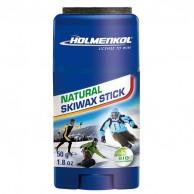 Holmenkol Natural skivoks, smørestift