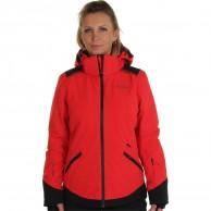 DIEL Zermatt. skijakke, dame, rød