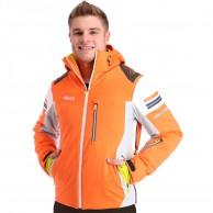 Deluni skijakke, herre, orange