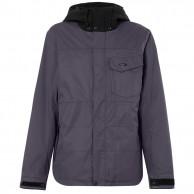 Oakley Division 10K Bzi jacket, skijakke, herre, grå