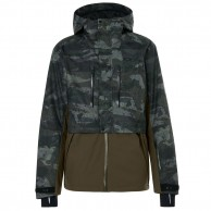 Oakley Ski Insulated jacket, skijakke, herre, camo