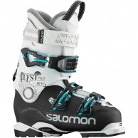 Salomon Quest Pro Cruise 90 W, dame, sort/hvid