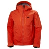 Helly Hansen Alpha Shell Jacket, herre, orange