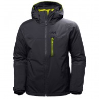 Helly Hansen Double Diamond skijakke, herre, graphite blue