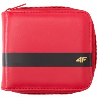 4F Wallet, pung, rød