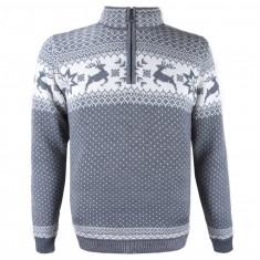 Kama Arthur Merino Sweater, herre, grey