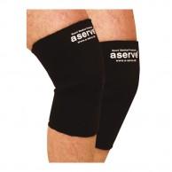 A-serve knævarmestøttebind, neopren, lukket knæ