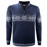 Kama Thor Merino Sweater, herre, navy