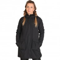 4F NeoDry softshell, dame, sort